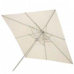 Skagerak MESSINA Parasol Ogrodowy 300x300 cm - Aluminium