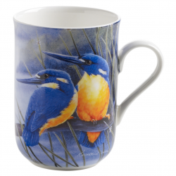 Maxwell Williams BIRDS Kubek 350 ml Ptaki - Zimorodek