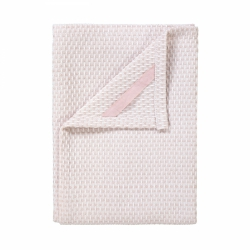 Blomus RIDGE Ścierka - Ręcznik Kuchenny 2 Szt. Lilly White/Rose Dust