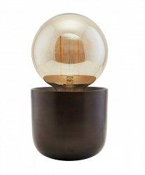 House Doctor GLEAM Lampa Stołowa - Czarna Antique