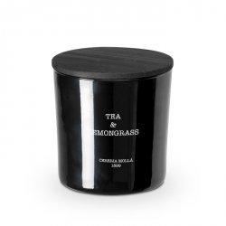 Cereria Molla BOUTIQUE Świeca Zapachowa XL 600 gr. Tea and Lemongrass