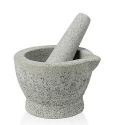 Funktion KITCHEN Granitowy Moździerz z Tłuczkiem 14,5 cm