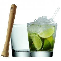 WMF Clever&More - 2 Szklanki + Tłuczek - Zestaw do Drinków