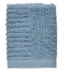 ZONE Denmark CLASSIC Ręcznik 30x30 cm Niebieski Blue Fog