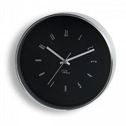 Philippi TEMPUS Zegar Ścienny 20 cm Czarny