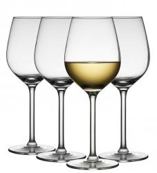 Lyngby Glass JUVEL Kieliszki do Białego Wina 380 ml 4 Szt.