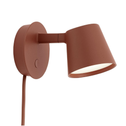 Muuto TIP Lampa Ścienna - Kinkiet - Brązowy