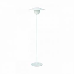 Blomus ANI Bezprzewodowa Lampa LED Podłogowa 121 cm Biała
