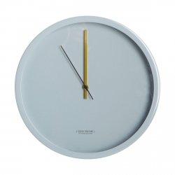 House Doctor CLOCK COUTURE Zegar Ścienny - Szary