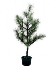 House Doctor CHRISTMAS Choinka - Sztuczne Drzewko Świąteczne z Lampkami LED - 75 cm