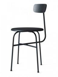 Menu AFTEROOM Krzesło 4 Nogi - Czarne