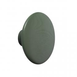 Muuto DOTS Wieszak Drewniany S - 9 cm Ciemnozielony Dark Green