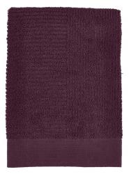 ZONE Denmark CLASSIC Ręcznik 140x70 cm Fioletowy