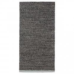 AYTM - UNDA Dywan 140x70 cm Szary z Paskiem Pale Mint