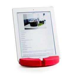 Sagaform COOK'N READ Podkładka pod Garnek - Uchwyt na Tablet - Czerwony