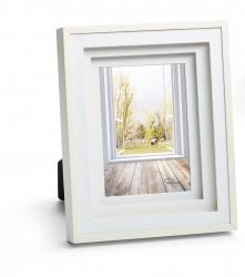 Philippi WIEV 3D Ramka na Zdjęcia 13x18 cm Biała