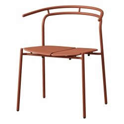 Aytm NOVO Krzesło Stalowe - Ginger Bread