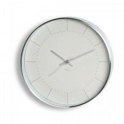 Philippi TEMPUS Zegar Ścienny 25 cm Biały