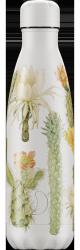 Chilly's BOTANICAL Stalowa Butelka Termiczna 500 ml Cacti