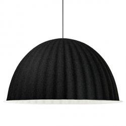 Muuto UNDER THE BELL Lampa Wisząca 82 cm Czarna