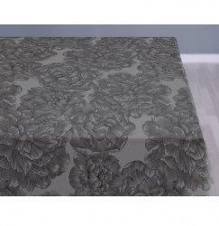 Sodahl MODERN ROSE Obrus na Stół 140x180 cm Szary