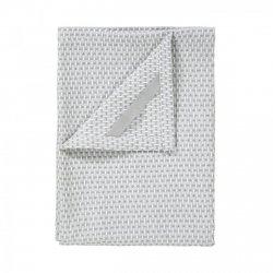 Blomus RIDGE Ścierka - Ręcznik Kuchenny 2 Szt. Lilly White/Elephant Skin