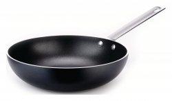 Alessi MAMI 3.0 Patelnia Głęboka 28 cm Czarna