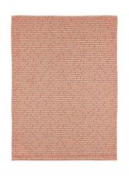 ZONE Denmark WALL Ścierka - Ręcznik Kuchenny - Nude Różowy