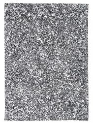 SÖDAHL - TERRAZZO DARK Ręcznik Kuchenny 50x70 cm Czarny