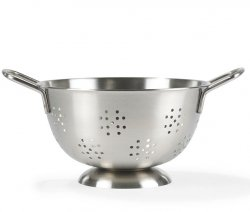 Funktion KITCHEN Stalowy Durszlak 23 cm