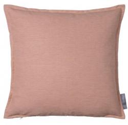 Sodahl BASIC MELANGE Poduszka Dekoracyjna 45x45 cm Różowa Nude