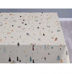 Sodahl CHRISTMAS DECEMBER Obrus Świąteczny na Stół 270x140 cm