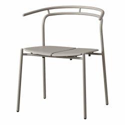 Aytm NOVO Krzesło Stalowe - Taupe