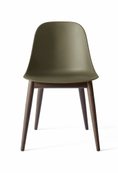 Menu HARBOUR SIDE Krzesło - Rama Dąb Ciemny - Siedzisko Oliwkowe