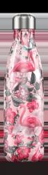 Chilly's TROPICAL Stalowa Butelka Termiczna 500 ml Flamingo