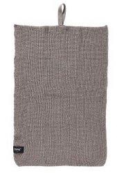 ZONE Denmark KITCHEN Ścierka - Ręcznik Kuchenny 50x38 cm Brązowy Taupe Brown
