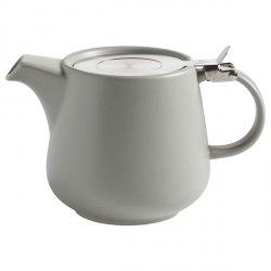 Maxwell Williams TINT Dzbanek do Herbaty z Zaparzaczem 600 ml Jasnoszary