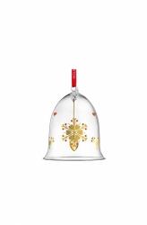 Holmegaard CHRISTMAS 2019 Bombka Szklana - Zawieszka Świąteczna - Dzwonek Duży