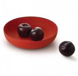 Alessi TEXTURE Misa na Owoce 21 cm Czerwona