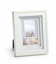 Philippi WIEV 3D Ramka na Zdjęcia 10x15 cm Biała