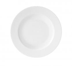 Lyngby Porcelain RHOMBE Talerz Głęboki 23 cm