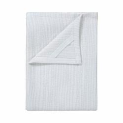 Blomus BELT Ścierka - Ręcznik Kuchenny 2 Szt. Lily White/Micro Chip