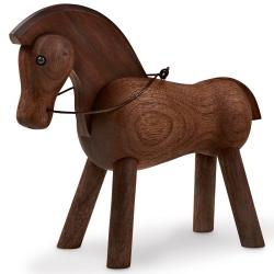 Kay Bojesen HORSE Drewniana Figurka Konik - Ciemny