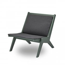 Skagerak MISKITO Fotel - Zielony Hunter Green
