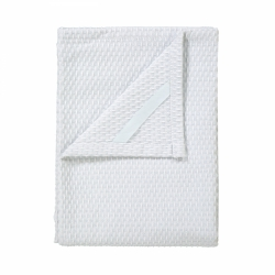 Blomus RIDGE Ścierka - Ręcznik Kuchenny 2 Szt. Lilly White/Micro Chip