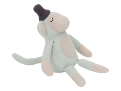 SÖDAHL Monty Monkey - Pluszak Maskotka dla Dzieci - Małpka