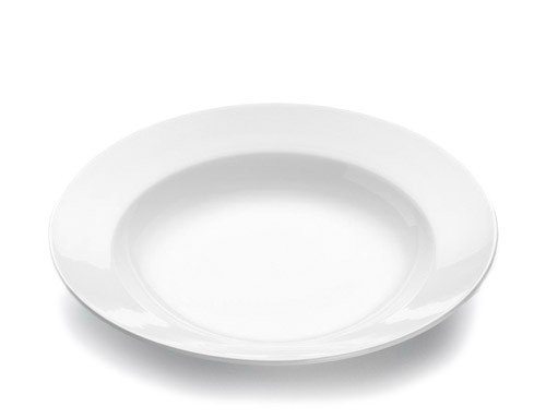 White Basics - Talerz Głęboki Pasta Bistro Rim 28 cm