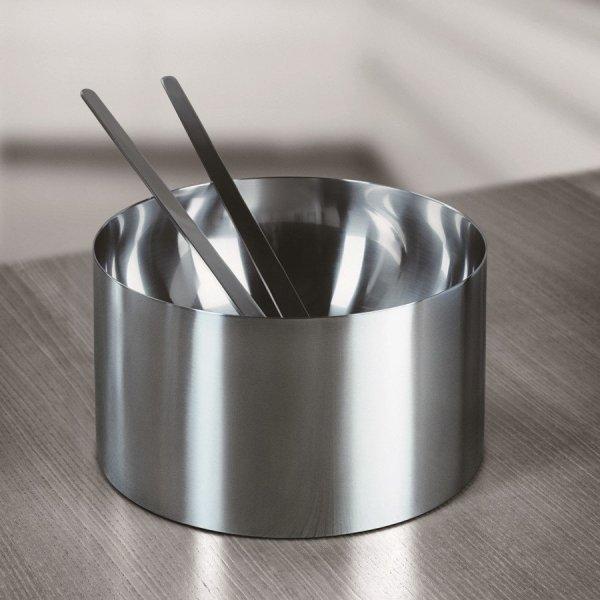Stelton CYLINDA Arne Jacobsen - Sztućce do Sałaty