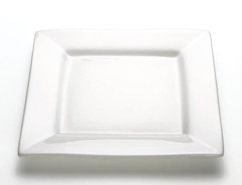 Square - Talerz Płaski 30 cm