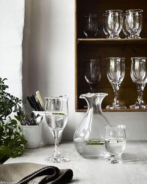Holmegaard IDEELLE Szklanka do Wody 190 ml